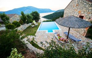 Eumaeus Ithaca Villas Greece