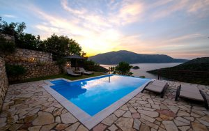 Eumaeus Villas Villa Eurdice Private Pool